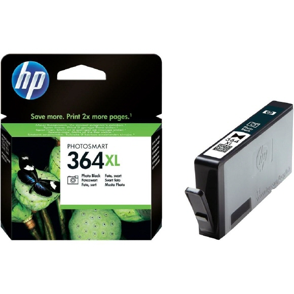 HP Tinte 364XL (Photo Schwarz)