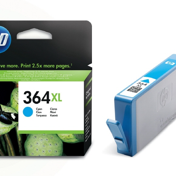 HP Tinte 364XL (Cyan)